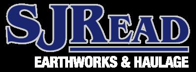 SJ Read Haulage Mobile Retina Logo