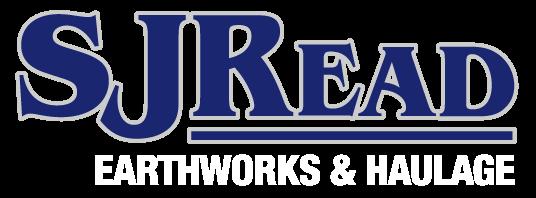 SJ Read Haulage Retina Logo
